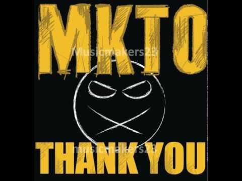 MKTO - Thank You