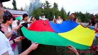 Тематическая свадьба - Развлекательная программа - Квест и игры