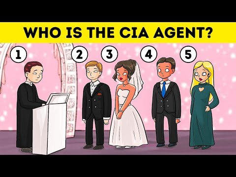 13 Cool Riddles For Spy Experts Only