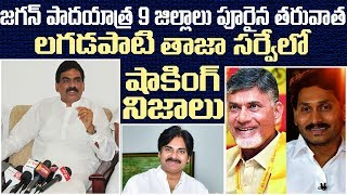 Lagadapati Rajagopal Latest Survey on Andhra Pradesh, TDP , YSRCP, Jana sena|| 2day 2morrow