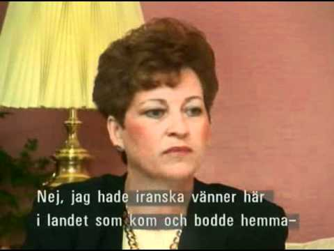 Betty Mahmoody (interview 1990) part 1/2