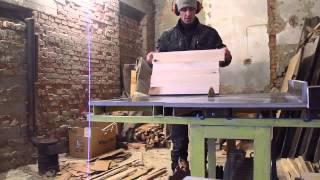 Изготовление улья (Дадан)