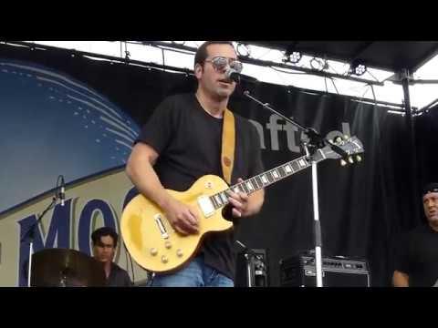 Albert Castiglia - Let The Big Dog Eat - 6/2/18 Western MD Blues Festival - Hagerstown