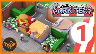 THIS IS AWESOME - Parkitect (Part 1)