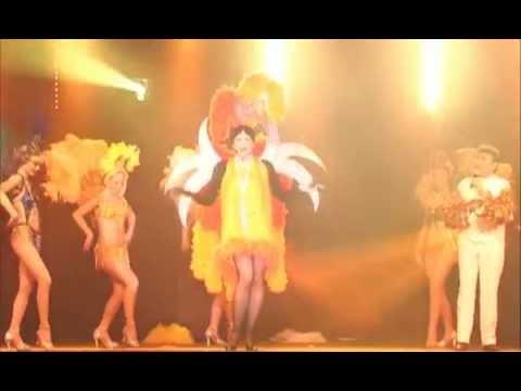 Revue Music Hall Cabaret Michel De Sarly