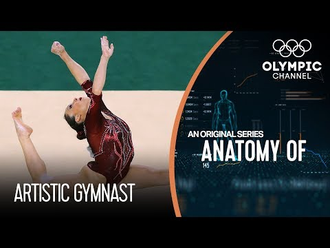 Thumbnail: Anatomy of a Gymnast: Are They The Most Flexible Athletes on Earth?