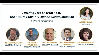 Filtering Fiction from Fact: The Future State of Science Communication