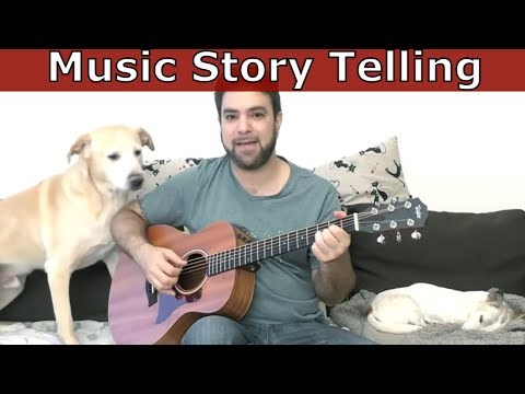 The Musical Storytelling Instinct - Can It Be Taught? I Say Heck YES!