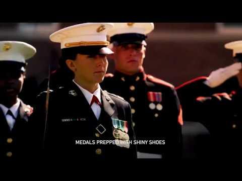244th Marine Corps Birthday Cadence