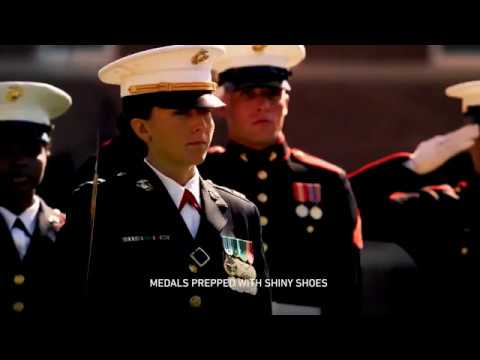 244th Marine Corps Birthday Cadence