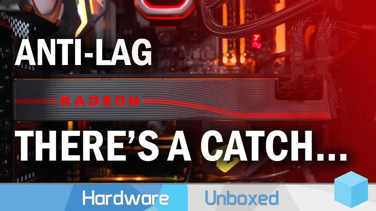Radeon Anti-Lag Tested, Can AMD Deliver Another Must-Have GPU Feature?