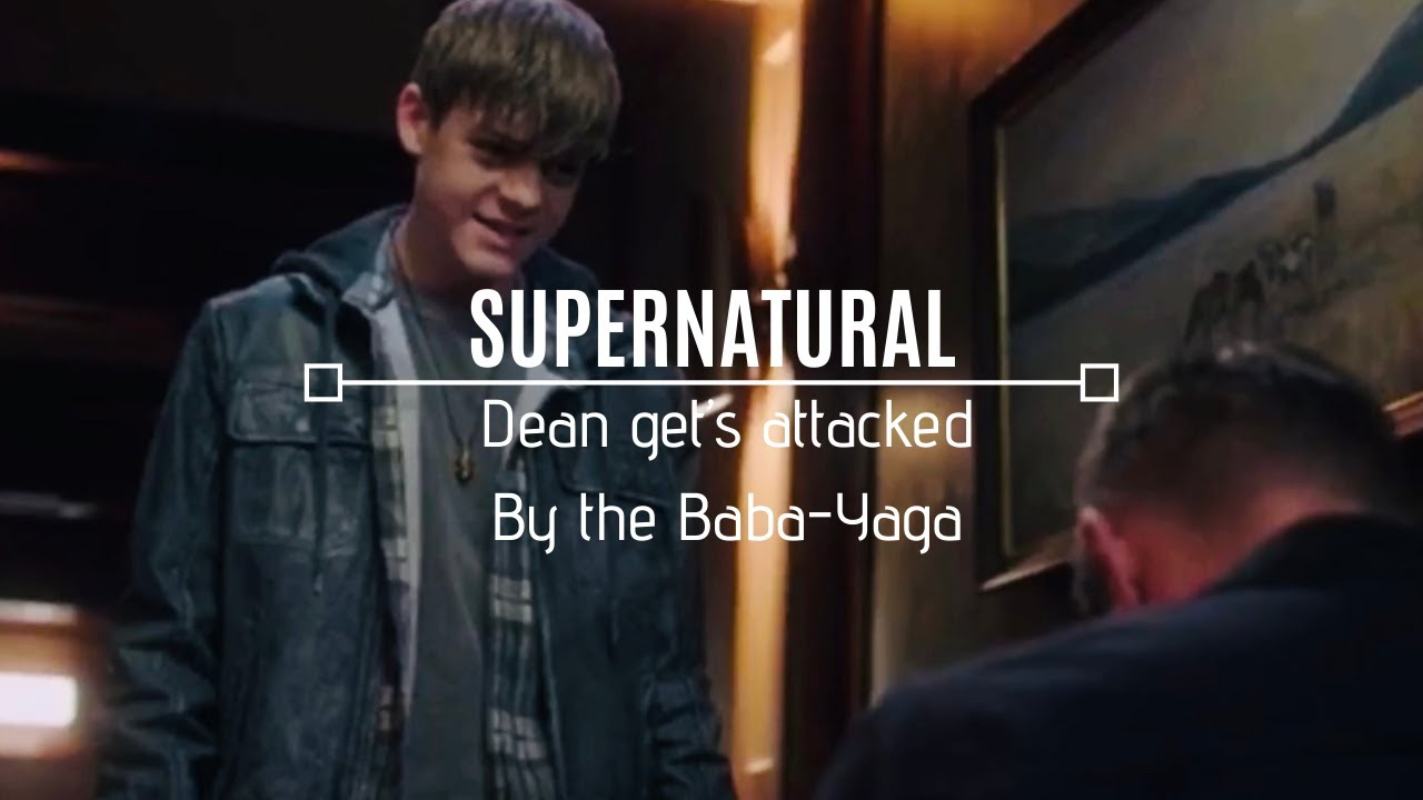 Download [Supernatural] S15 Ep16- Dean get's attacked by the Baba-Yaga