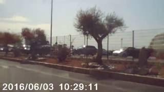 Einfahrt ins Centre Hélio Marin René Oltra am Cap d' Agde