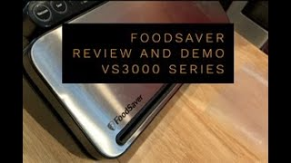 Foodsaver 3100 Series Demo And…