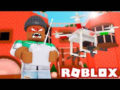 Flying Killer Drones In Roblox Youtube