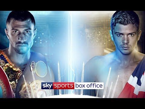 Vasyl Lomachenko Vs Luke Campbell | Fight Trailer