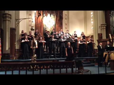 Balleilakka - Sung by The Barbara Ingram School for the Arts Chamber Choir