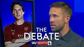 Should Arsenal prioritise the Europa League? | The Debate | Stuart Pearce & Matthew Upson
