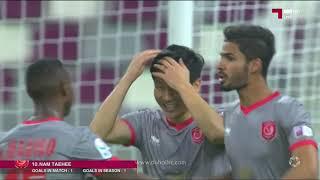 الأهداف | الشحانية 0 - 3 الدحيل | QNB 17/18