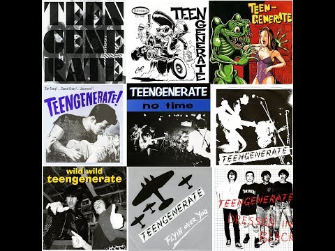 Teengenerate - Singles Collection! (Full Album)
