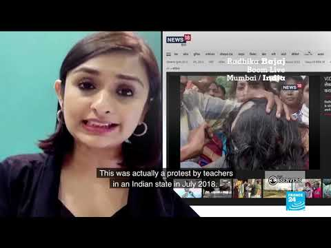 Fact-checking during India's election