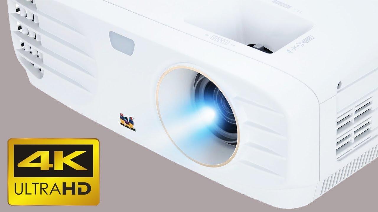 5 Best 4K PROJECTORS -Top True 4K Projector Of 2019