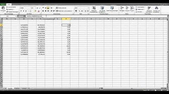 Zufallszahlen in Excel erstellen - Excel für Einsteiger