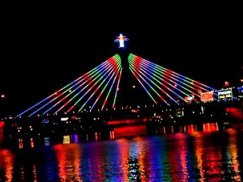 Cầu sông Hàn - Đà Nẵng.MOV