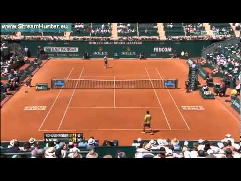 Novak Djokovic vs Rafael Nadal FINAL Montecarlo 2013 FULL HD RESUMEN
