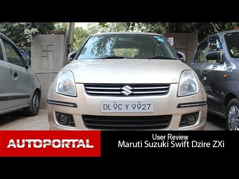Maruti Suzuki Swift Dzire User Review - 'good Performace' - Auto Portal