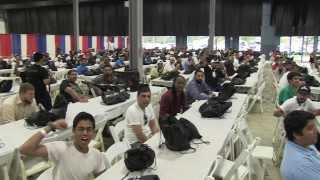 MKA USA Guinness World Record Breaking Attempt: Most Hunger Relief Packages Assembled Simultaneously