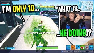 I spectated the most INNOCENT kid in Fortnite... (he says he's better than TFUE!)