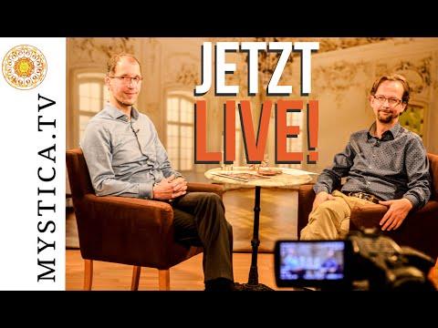 JETZT LIVE! | Jörg Fuhrmann bei Mystica-TV im 1. von 3 Interviews mit Thomas Schmelzer