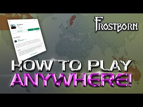 How To Download Frostborn In Any Country! How To Play Now!
