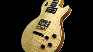 ZZ top style blues rock backing track in Am