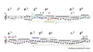 Steve Lehman, Moment's Notice (in 9/4) - Transcription + Analysis