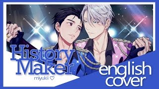 Yuri On Ice Op 34 History Maker 34 English Miyukii