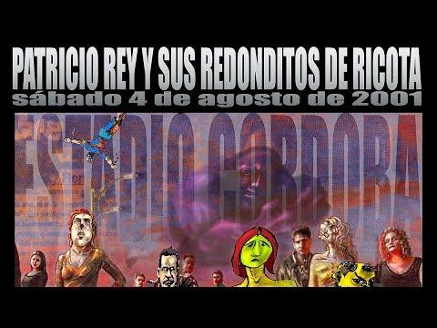 Preso en mi ciudad (Estadio Chateau Carreras, 04-08-2001) - Los Redondos (HD - subtitulado)