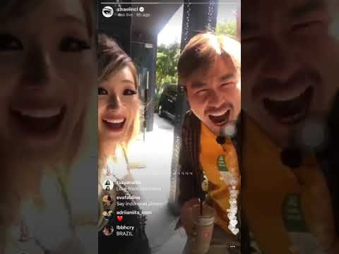 CL instagram live with YG Babies & Yang Hyun Suk