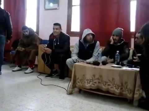 Djimi khaled Housam krimou Bourabia passage radio el badja 29/12/2014 p1