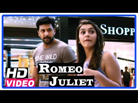 Romeo Juliet Tamil Movie | Scenes | Karthik Tries To Impress Hansika | VTV Ganesh