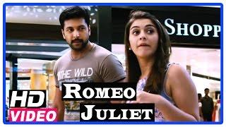 Romeo Juliet Tamil Movie | Scenes | Karthik tries to impress Hansika | VTV Ganesh