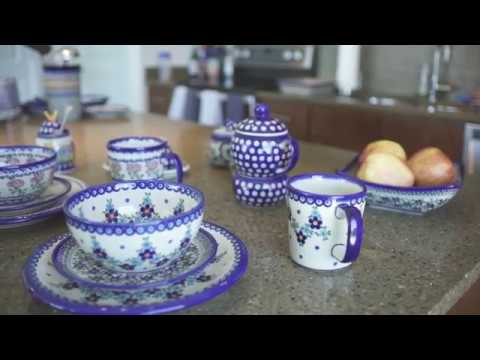 Promotional Video: Touch of Poland - Polish Pottery