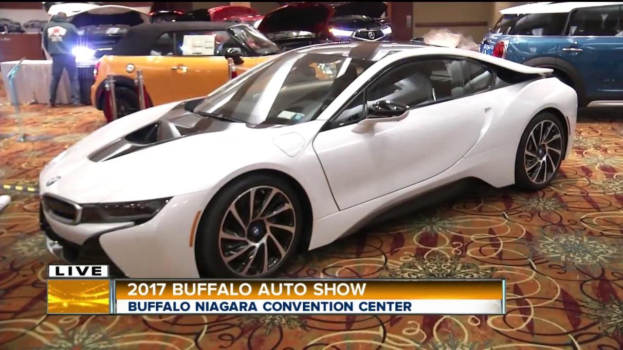 Buffalo Auto Show YouTube - Buffalo car show