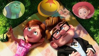 7 Best Pixar Movie Easter Eggs...So Far