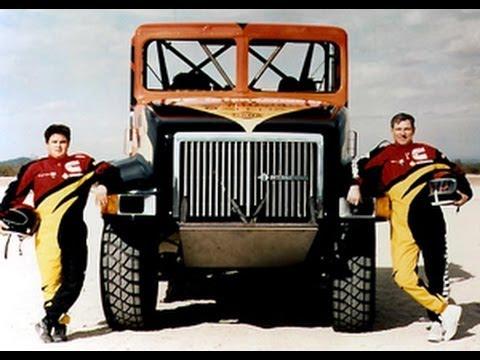 SCORE Baja 500 Time Trial Qualifying Trophy Truck Ojos Negros 2014