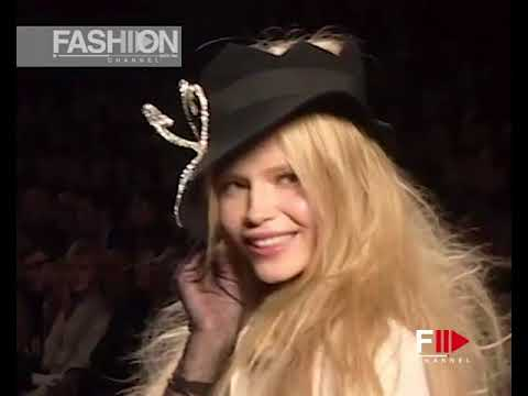SONIA RYKIEL Fall 2008 2009 Paris - Fashion Channel