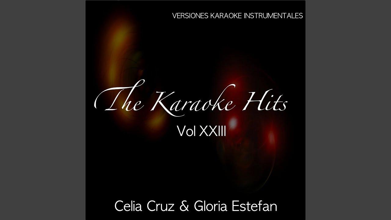 En el Jardin (Karaoke Version) (Originally Performed By Gloria Estefan &  Alejandro Fernandez)