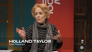 About the Work: Holland Taylor | School of Drama
