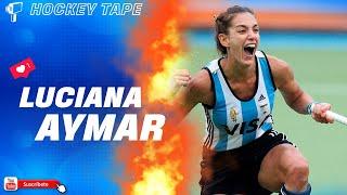Luciana Aymar - GOLES Y JUGADAS - Como Nunca La Viste ❤️